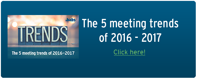 meeting trends of 2016-2017